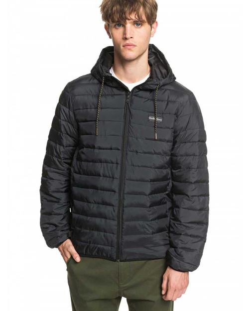 Scaly Mens QS Puffer Jacket