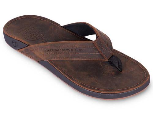 Cruiser Leather Sandal