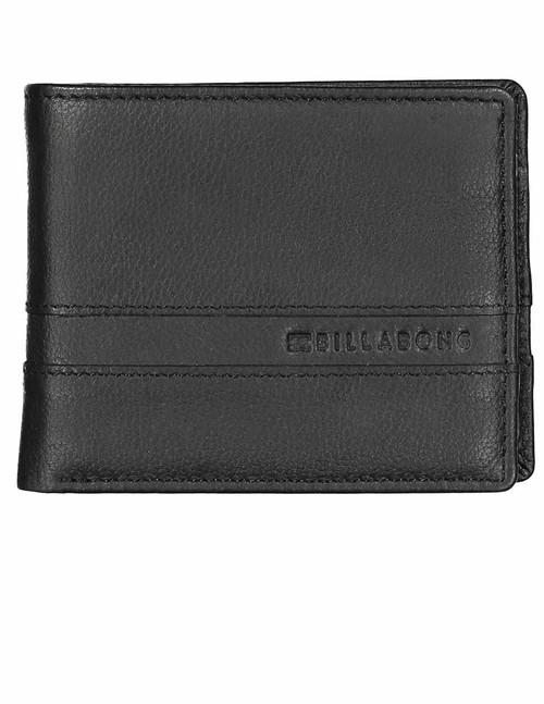 Boundary RF Wallet - Black
