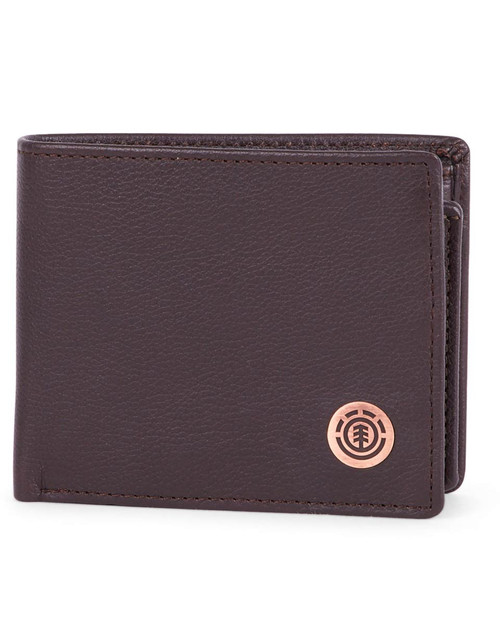 Icon Wallet Chocolate