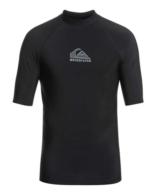 Heater S/S Rash Shirt - Black