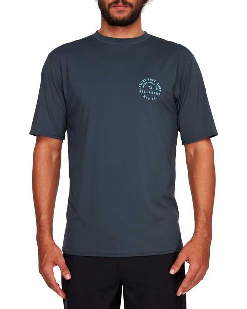 Triple Threat SS Surf Shirt
