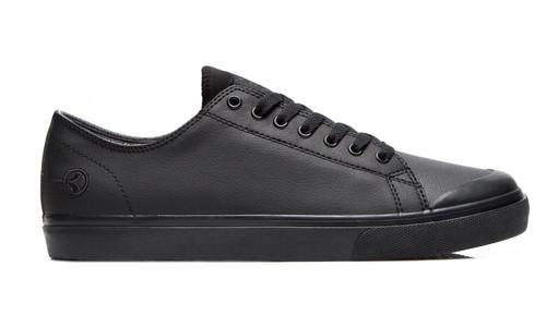 World Vulc - Black Leather