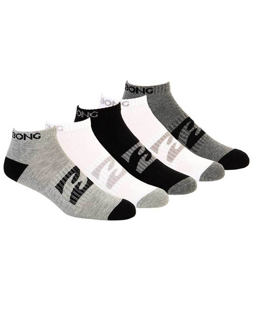 Ankle Sock 5 Pack Standard