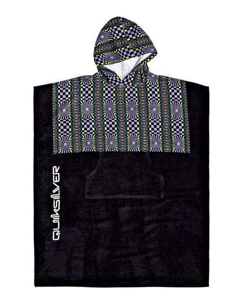 Hoody II Towel - Dusted Peri