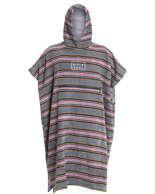 Hooded Poncho Towel