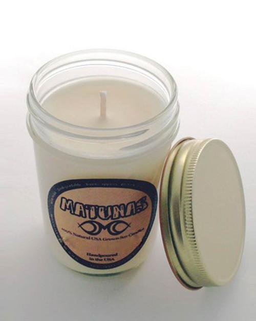 Matunas Coconut Candle 180g