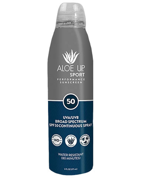 Aloe Up Sport Spray 50 SPF