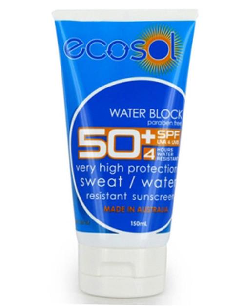 Ecosol Waterblock 150ml SPF50