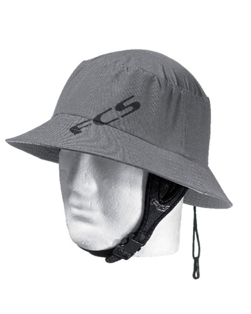 FCS Bucket Hat Gun Metal