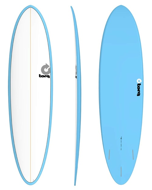 Torq Mod fun 7'2 Pinline Blue
