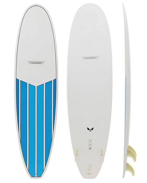 """Blackbird X1 Blue Deck 8'6"""""""