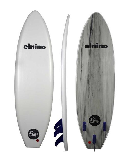 "Flow Elnino 5'6"" Softboard"