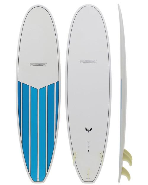 """Blackbird X1 Blue Deck 9'1"""""""