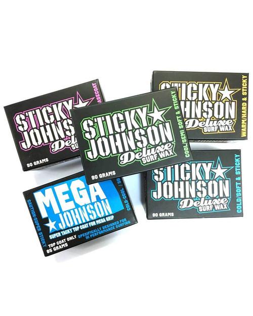 Sticky Johnson Wax
