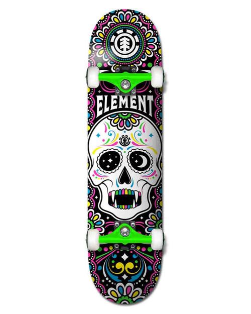 Calavera 7.75 Skateboard