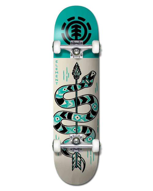 """Slithered 8"""" Skateboard"""