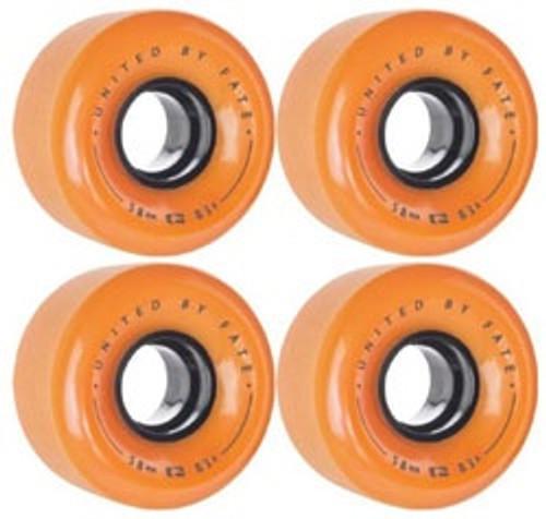 Bruiser 58mm Globe Wheels