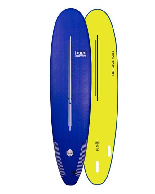 """O&E EZI Rider 7'6"""" Softboard"""