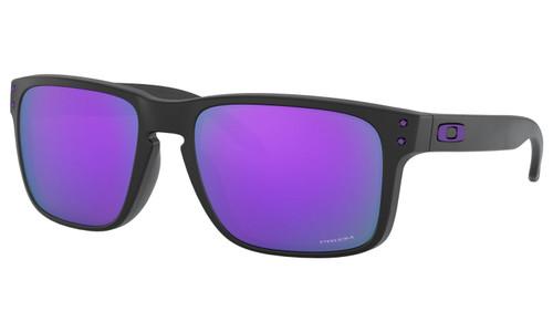 Holbrook Matte Black Prizm Violet