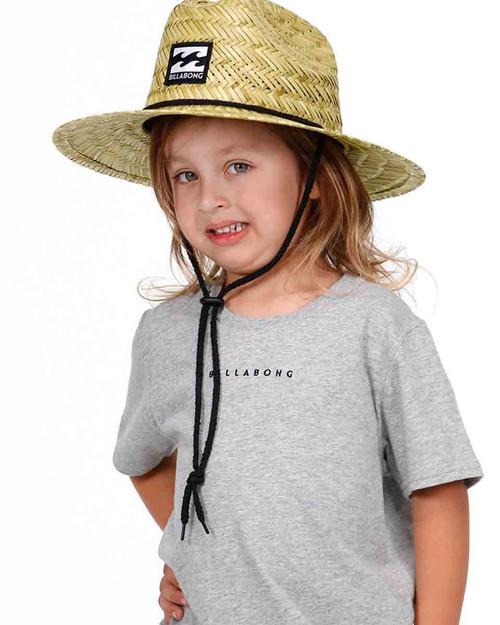 Groms Tide Straw Hat
