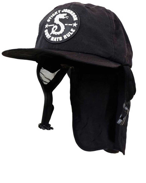Surf Hat With Legionaire Flap