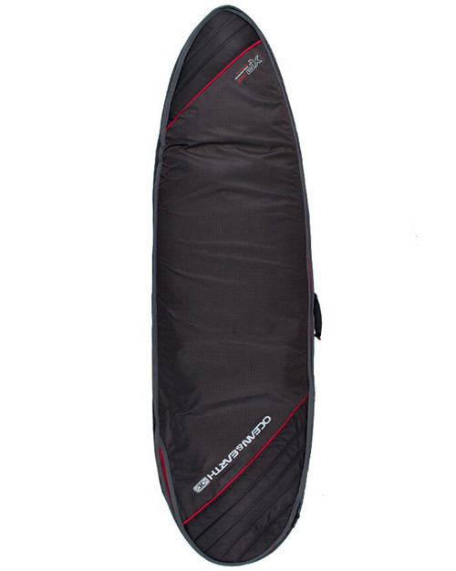 Double Compact Fish Cover 6'8