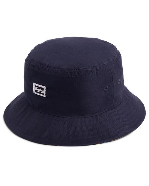 Groms Revo Bucket Hat Navy