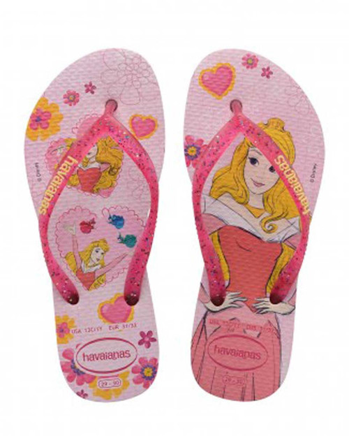 Kids Slim Princess Rose