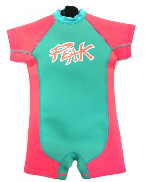 Peak Girlss Energy S/S Spring Pink