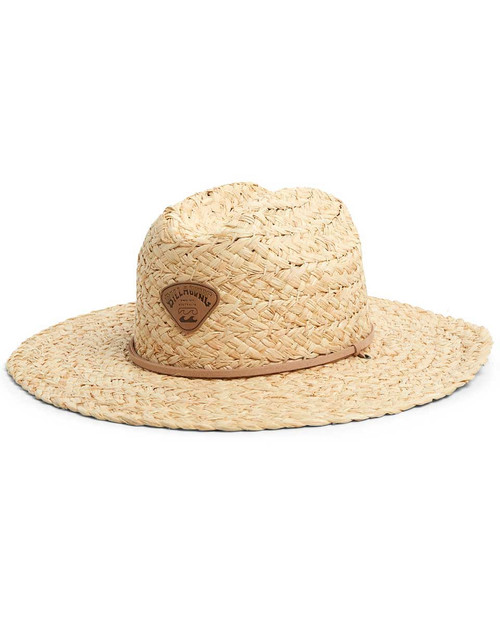 Wave Chaser Straw Hat - Natural
