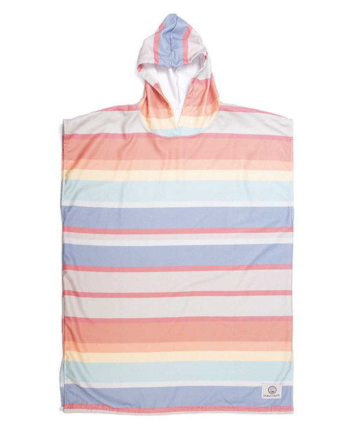 O&E Youth Sunkissed Lightweight Poncho