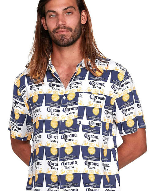 Carona Mens Party Shirt
