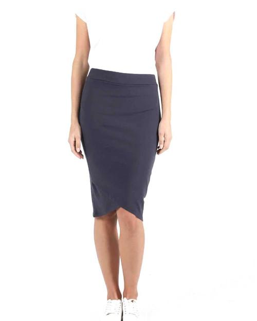 Siri Skirt - Blue Stone