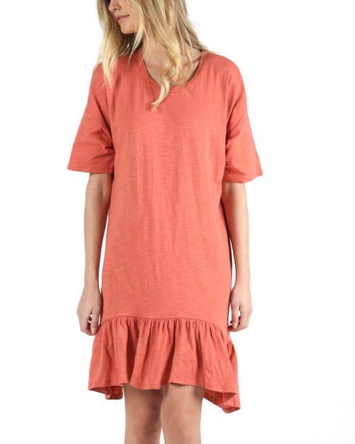 Goldie Dress - Tangello