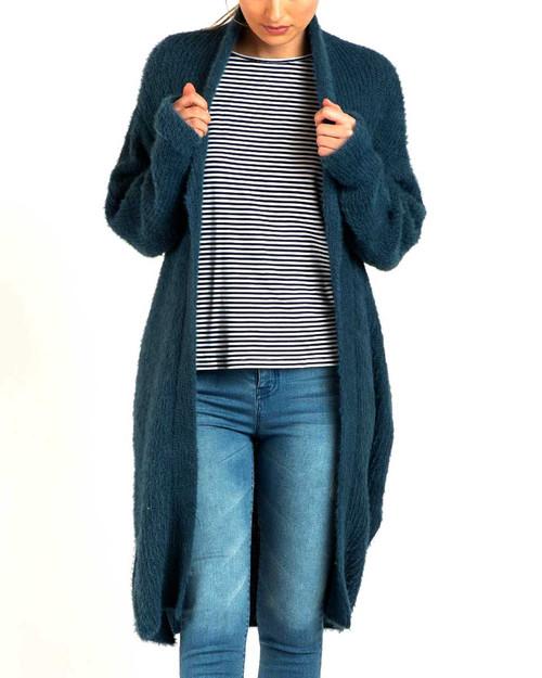 Mia Cardigan - Turquoise