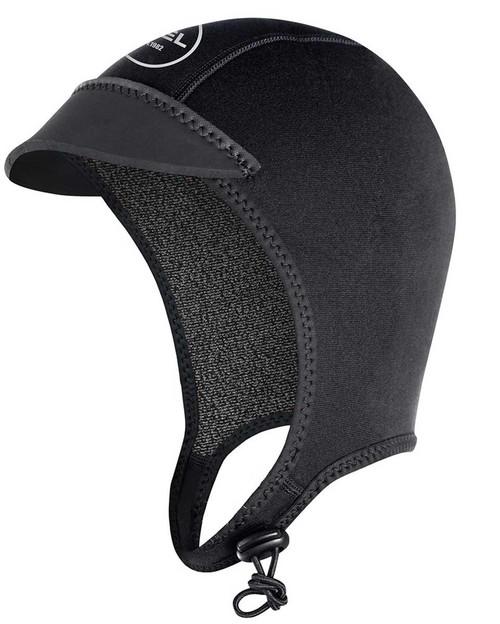 Xcel Axis 2mm Cap w/ Bill - Black