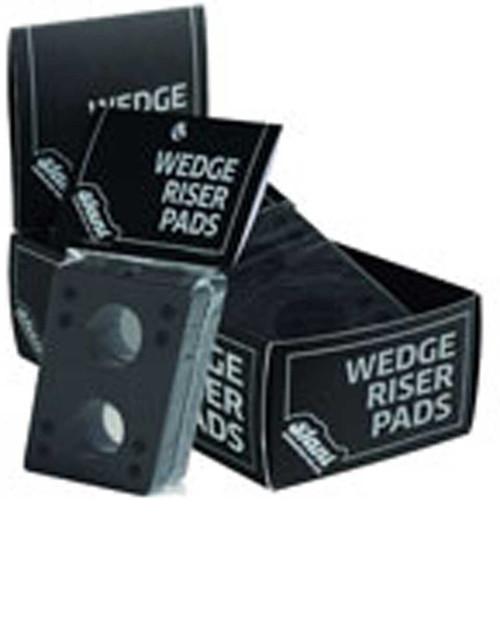 Slant Wedge Risers Set - Black