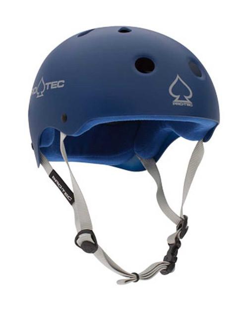 Pro-Tec Skate Helmet - Matte Blue