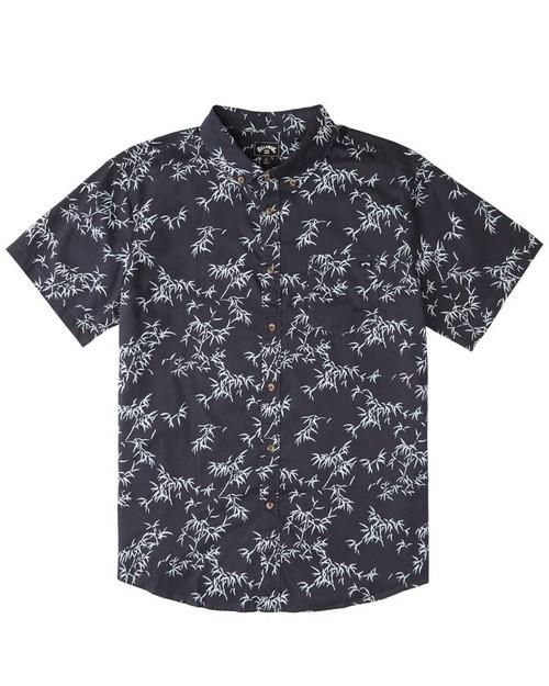 Sundays Mini SS Shirt - Navy