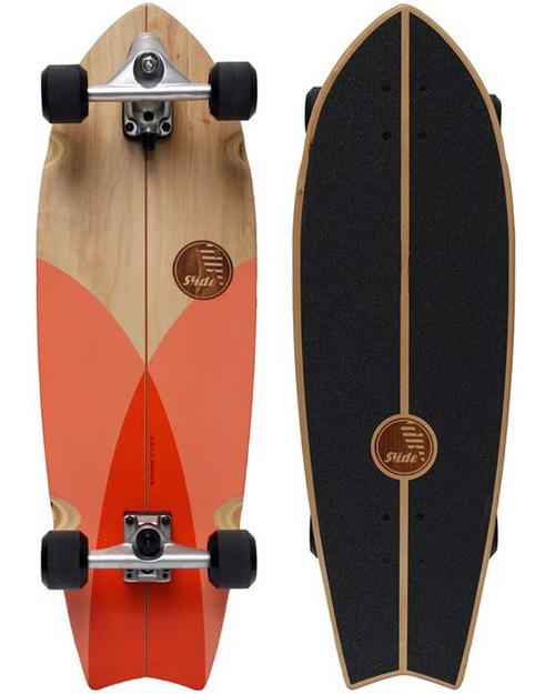 "Slide Fish Tuna 32"" Surf Skate"