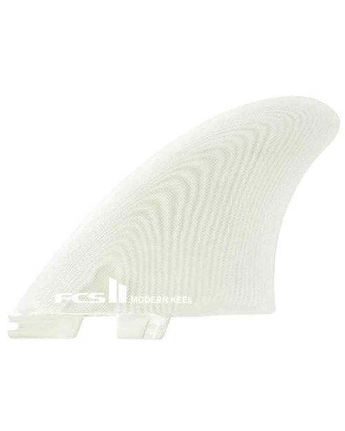 FCS II Modern Keel PG Clear