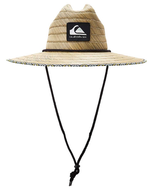 Dredged Straw Hat - Mint