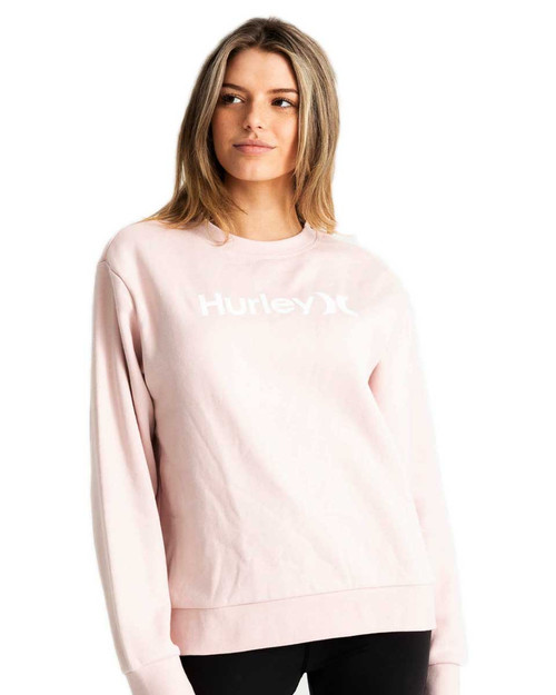 OAO Oversized Crew - Coral