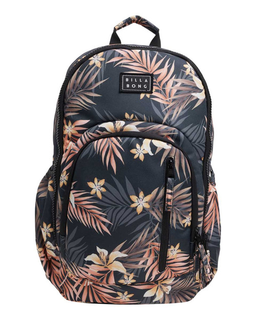 Roadie Ladies Backpack Black/Army