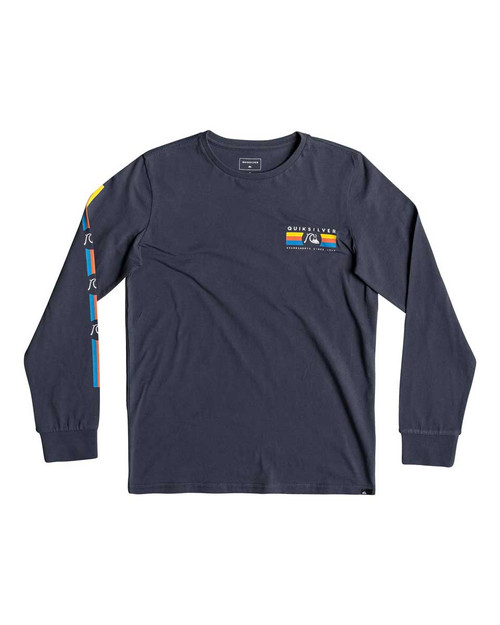 Step Up Step Down LS Youth Top