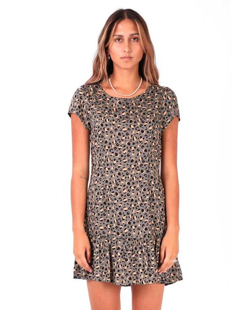 Rosie Dress - Leopard