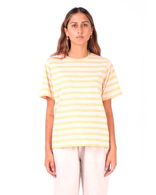 Stripe Tee - Sunburst Stripe