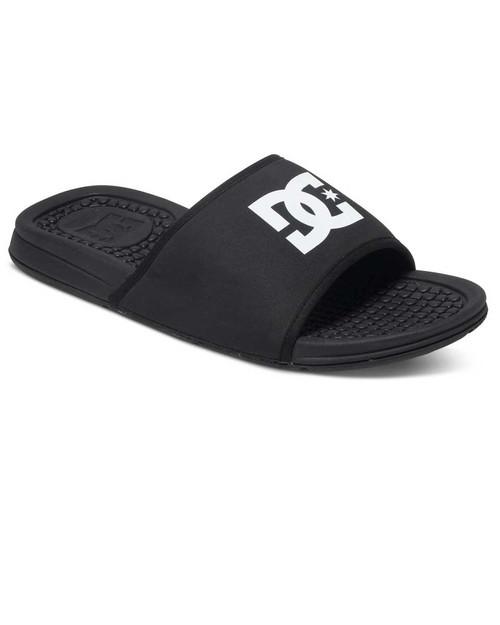 Bolsa Slide - Black/White