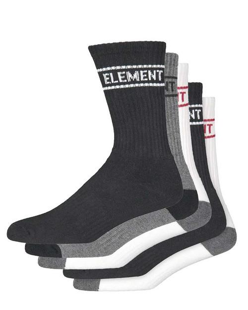 Sport Socks Element Boys 5Pk